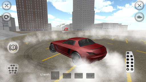 Z Super Car Drift Racing
