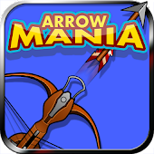 Download Full Arrow Mania Bow Archery  APK