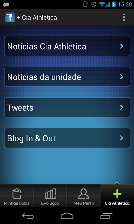 Cia Athletica - screenshot