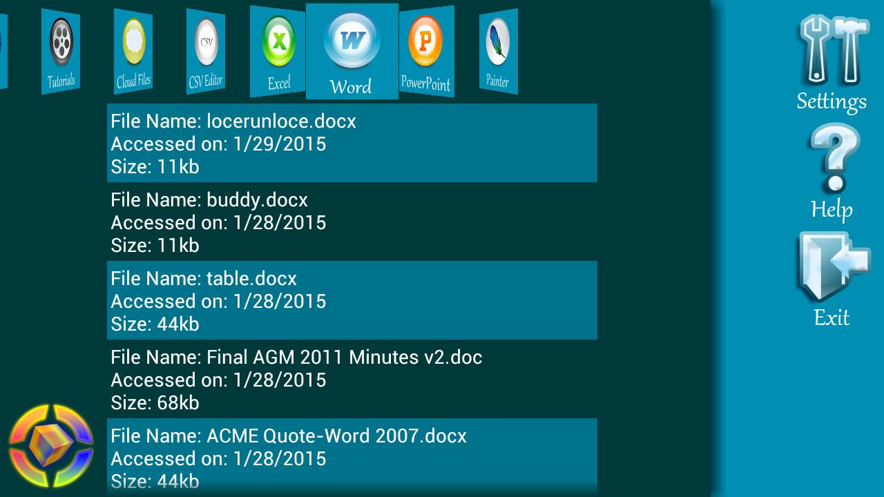 kantor Pro - screenshot