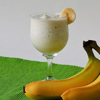 Secret Banana Smoothie.