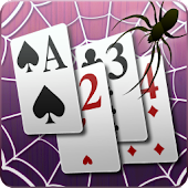 Spider++Solitaire