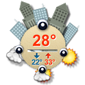 TSF Weather Widget icon