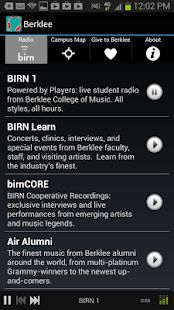 BerkleeMobile - screenshot thumbnail