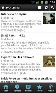 Brickforce.fr - screenshot thumbnail