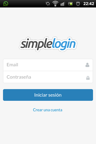 SimpleLogin