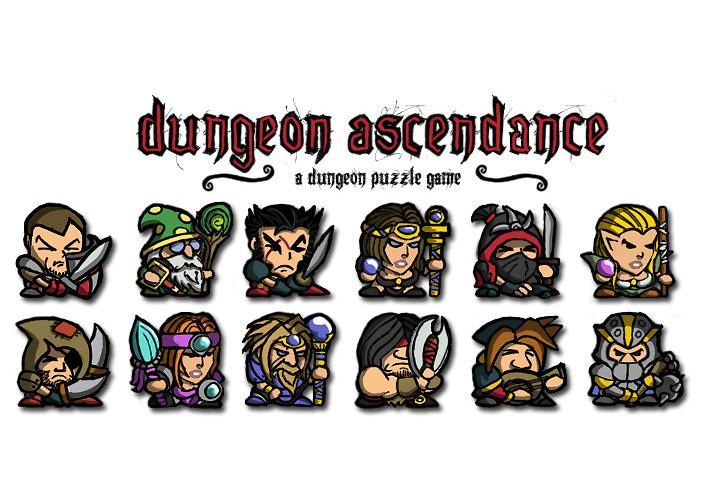 Dungeon Ascendance Roguelike - screenshot