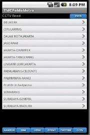 TMC Polda Metro Screenshot 2