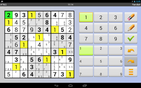 Sudoku 10'000 Free - Android Apps on Google Play