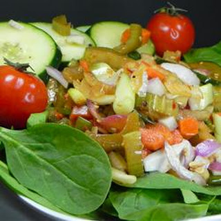 Pickled Veggie Salad