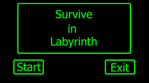Survive in Labyrinth