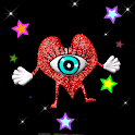Heart KIRA*KIRA LWP Trial icon