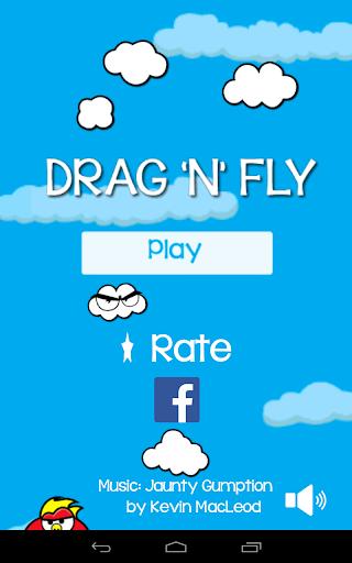 Drag 'n' Fly