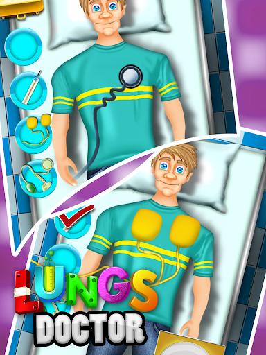 肺のドクター - キッズ楽しいゲーム 玩教育App免費 玩APPs