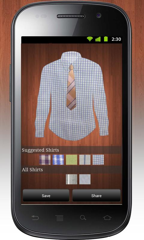 The Man's Closet FREE - screenshot