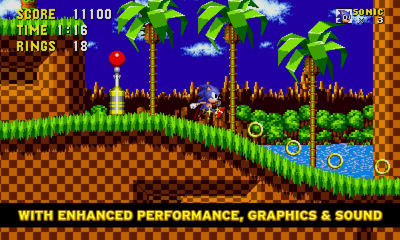 Sonic The Hedgehog screenshot #2
