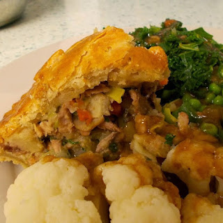 RABBIT & PARSNIP PIE