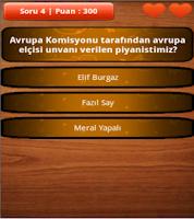 Screenshot of Genel Kültür Bilgi Yarışması