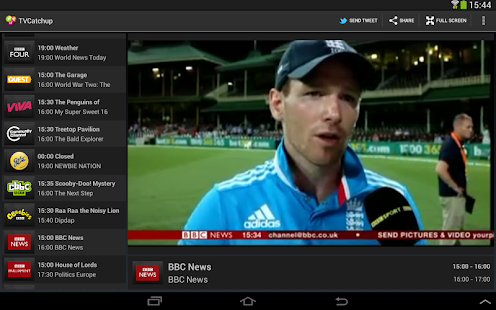 TVCatchup - screenshot thumbnail