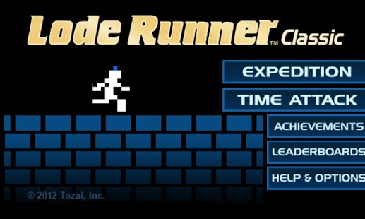 Lode Runner Classic - screenshot thumbnail