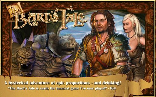 The Bard's Tale - Xperia Edn.