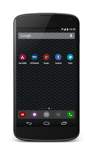 Stitched Icon Pack