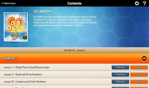 Go Math Daily Grade 4