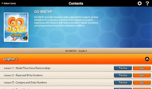 Go math daily grade 4 android apps on google play go math daily grade 4 screenshot thumbnail fandeluxe Choice Image
