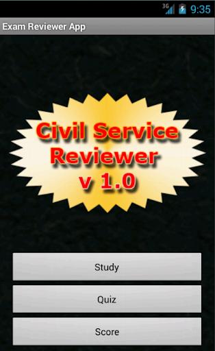 Phil. Civil Service Reviewer