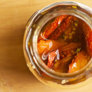 Homemade Sun-Dried Tomatoes Recipe