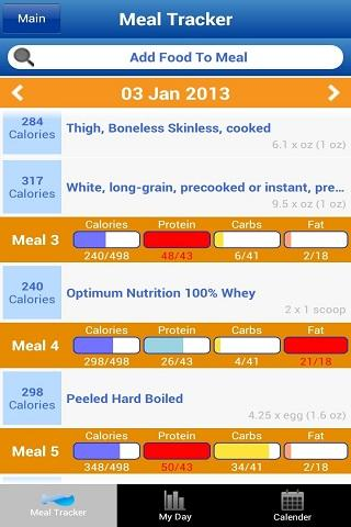 Nutritionist-Dieting made easy- screenshot