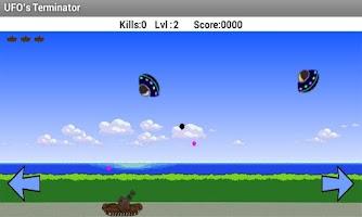Screenshot of Alien Destroyer