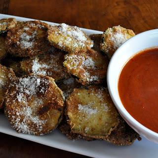 Parmesan Zucchini.