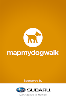 Screenshot of MapMyDogWalk