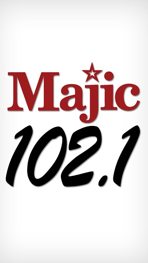 Majic 102.1 - screenshot