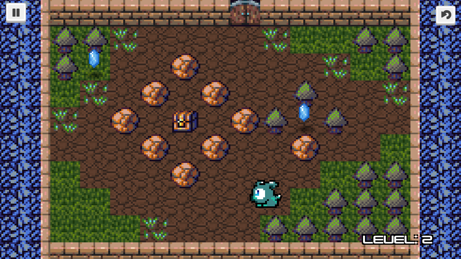 Sokoban Puzzle Adventure- screenshot