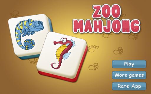 Zoo Mahjong HD
