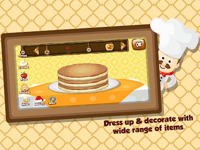 Pan Cake Maker - Cooking Game v1.3.7