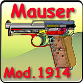 Mauser pistol M1914 explained