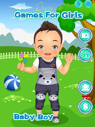 Baby Boy DressUp Deluxe Game