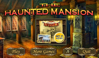 Screenshot of The Haunted Mansion
