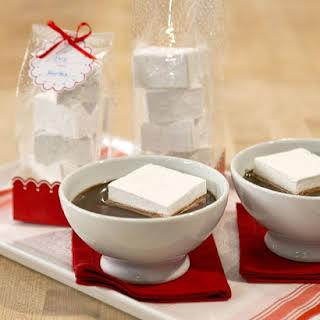 Vanilla Marshmallows.