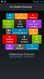 GC Student Success - screenshot thumbnail
