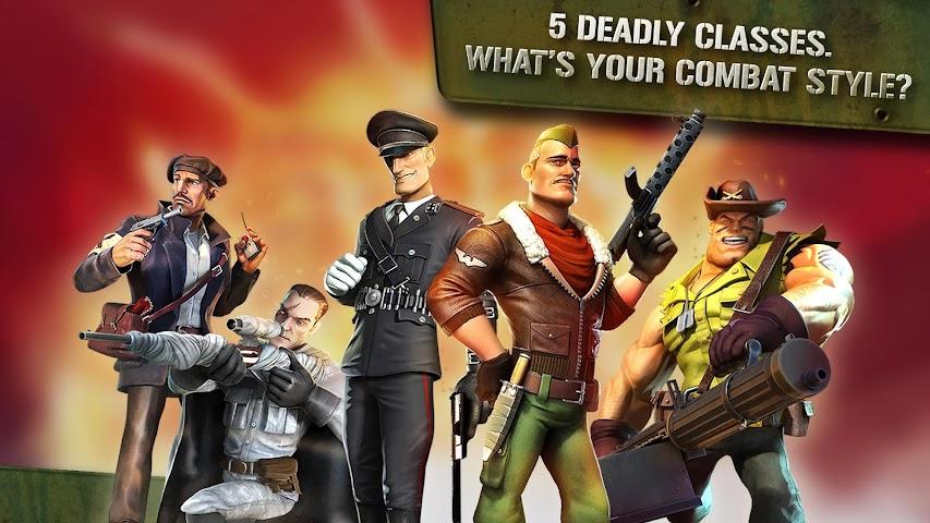 android Blitz Brigade - FPS en ligne ! Screenshot 4