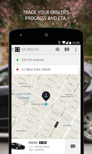 Uber - screenshot thumbnail