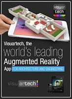 Screenshot of Visuartech Augmented Reality