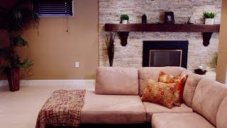 An Old Basement Goes Feng Shui