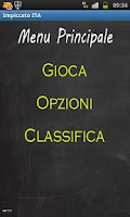 Screenshot of Impiccato Ita
