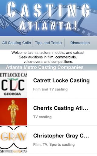 Casting ATL - Atlanta LITE