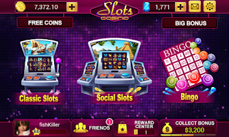 Screenshot of Slots Casino Party™
